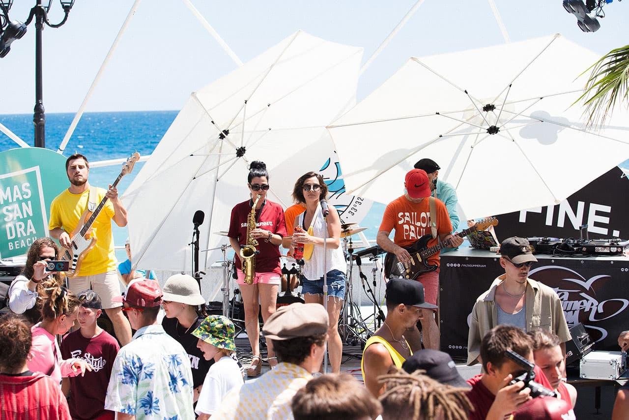 Фестиваль Yalta Summer Jam 5