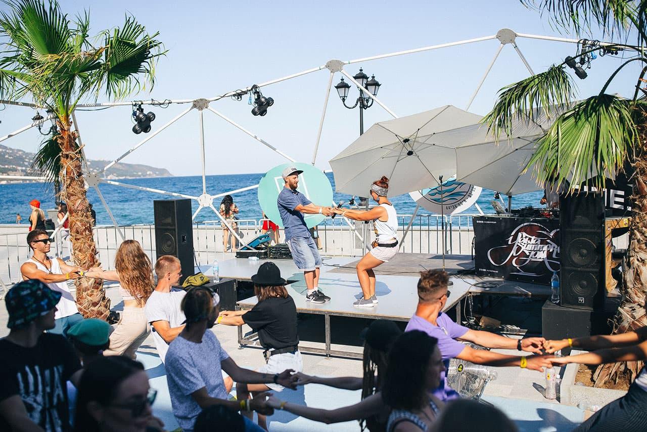Фестиваль Yalta Summer Jam 8