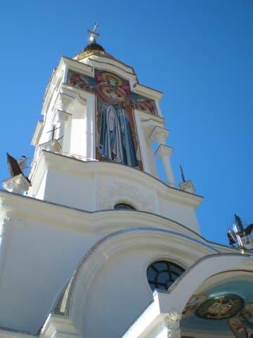 Храм маяк Николая Чудотворца