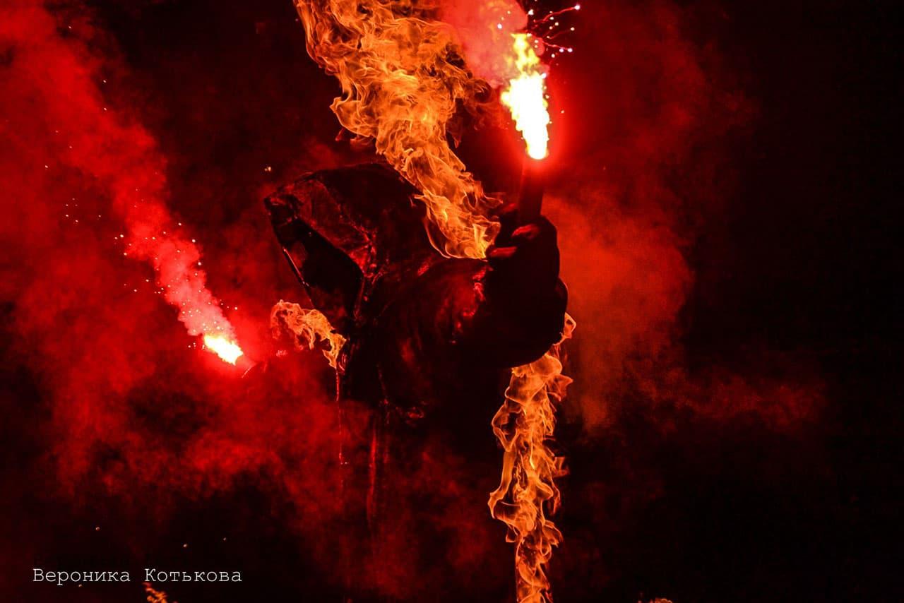 огненное шоу FireFest 2