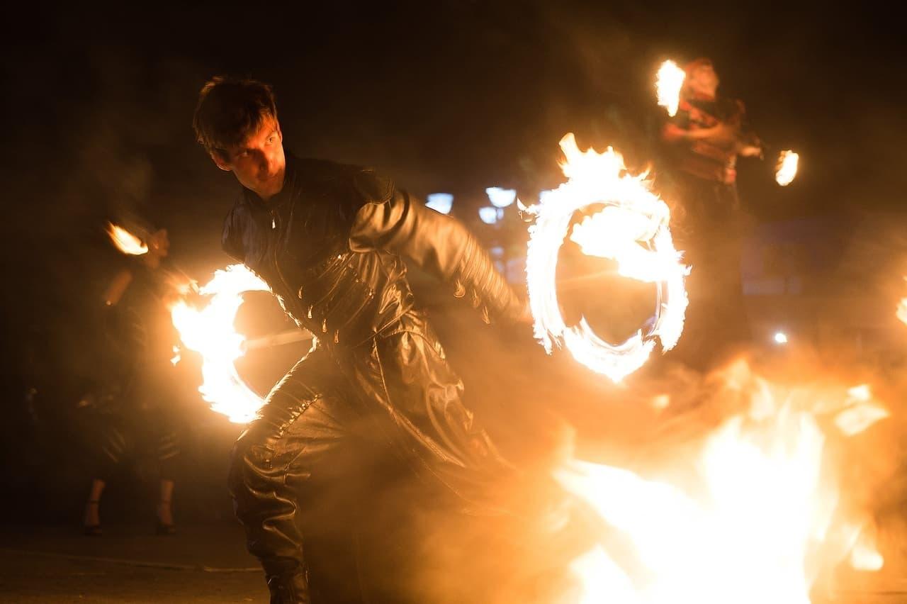 огненное шоу FireFest 3