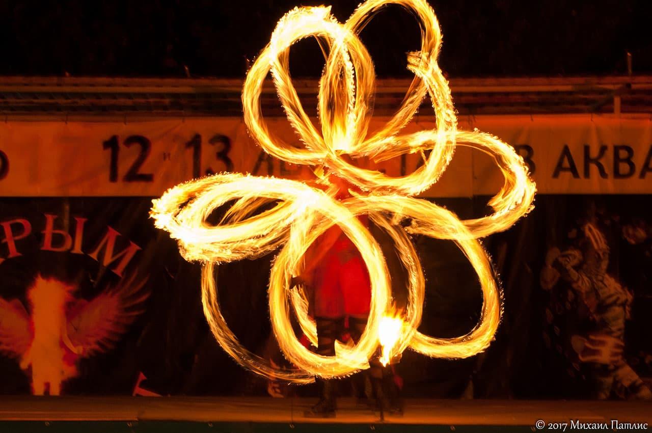 огненное шоу FireFest 4