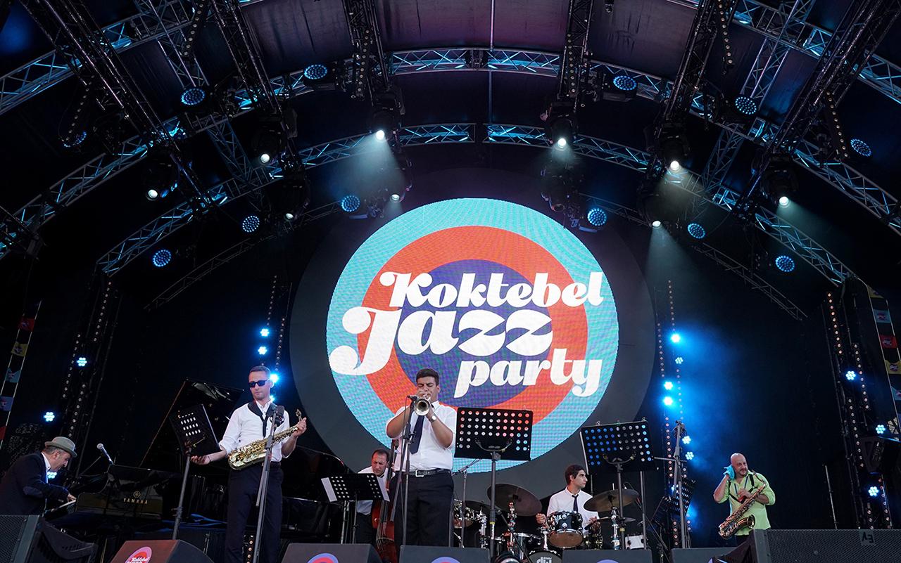 Джазовый фестиваль в коктебеле 2021