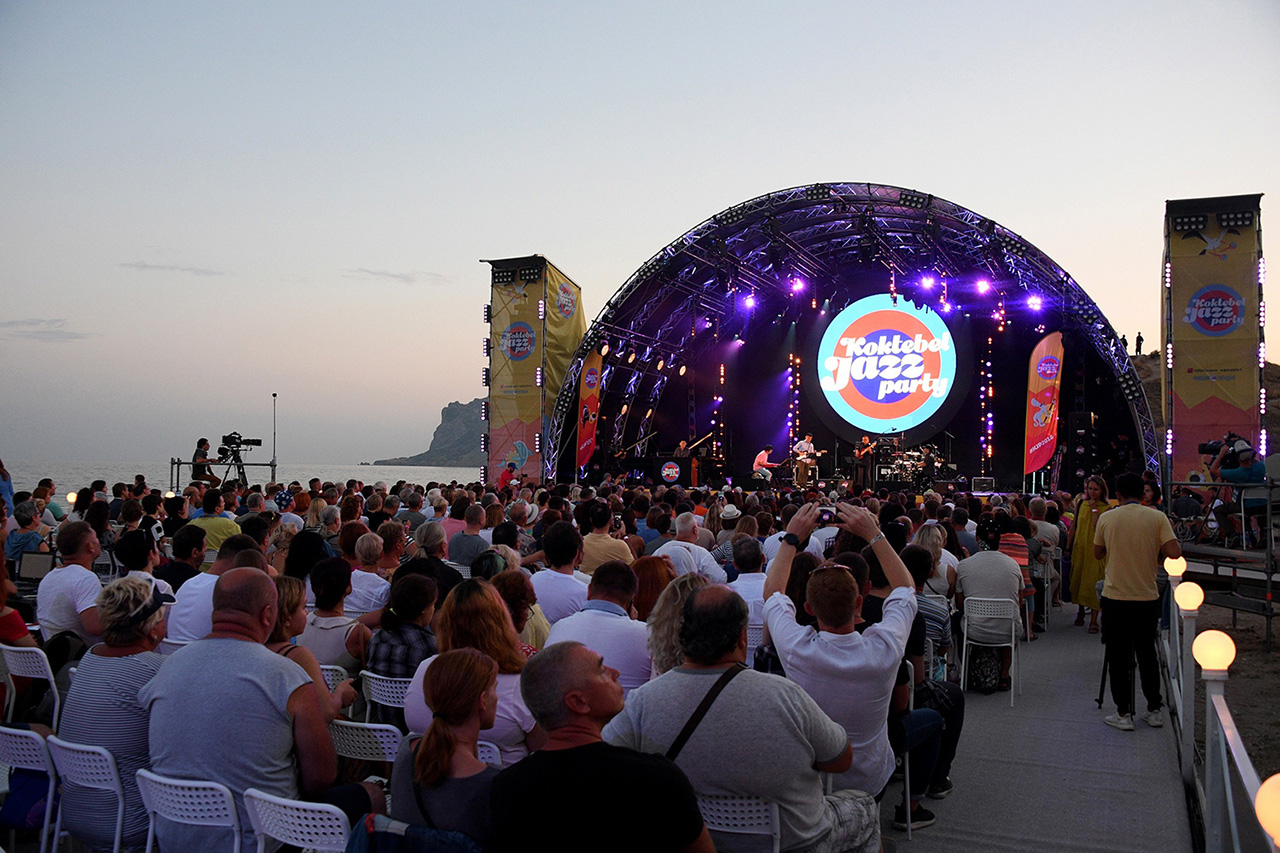 Джазовый фестиваль в Крыму
