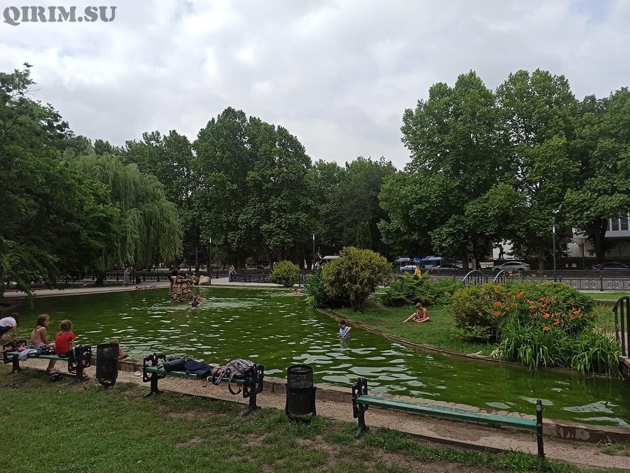 Чистые пруды Симферополь