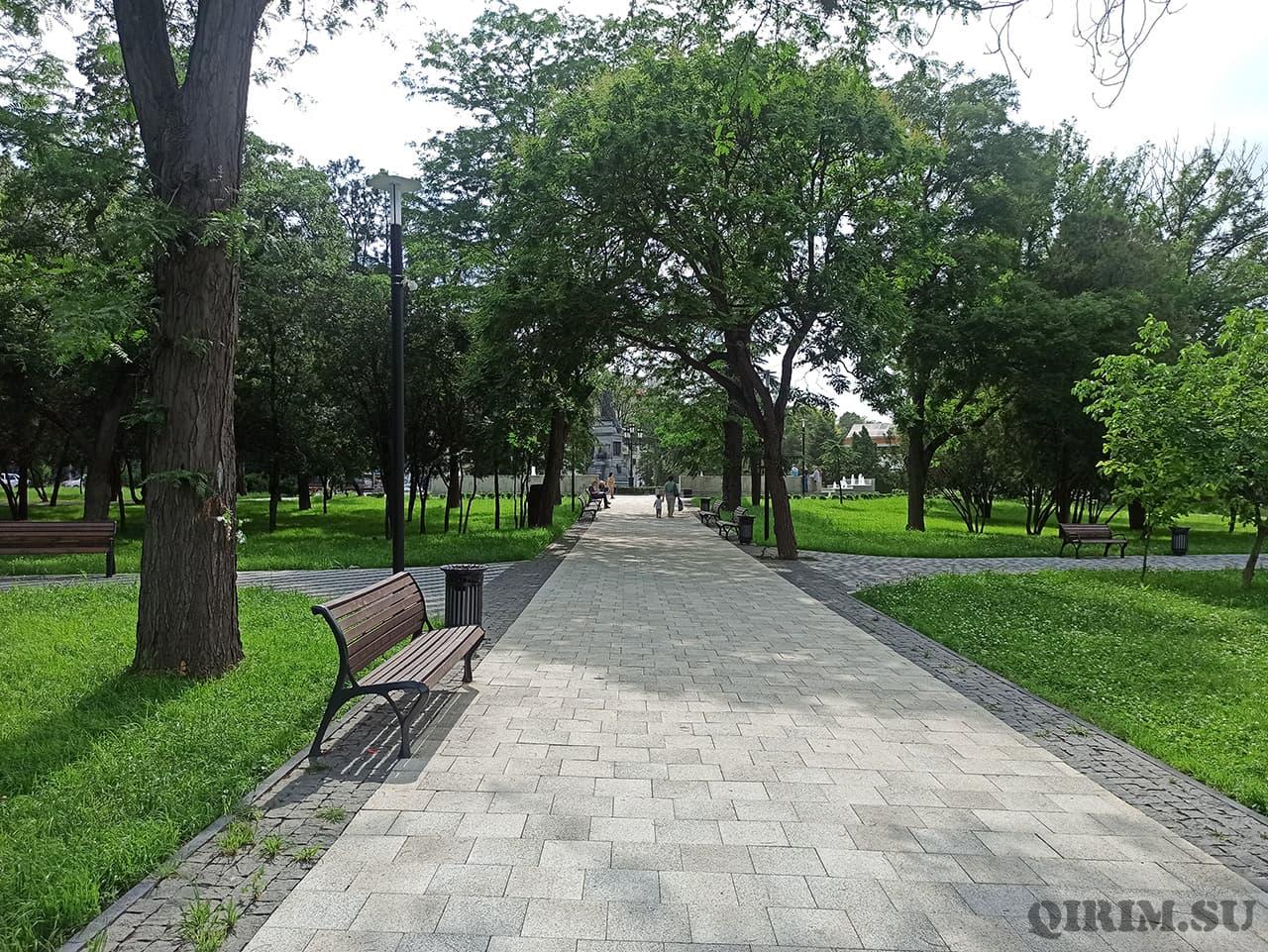 Екатерининский парк 2