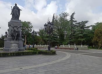 Екатерининский парк превью