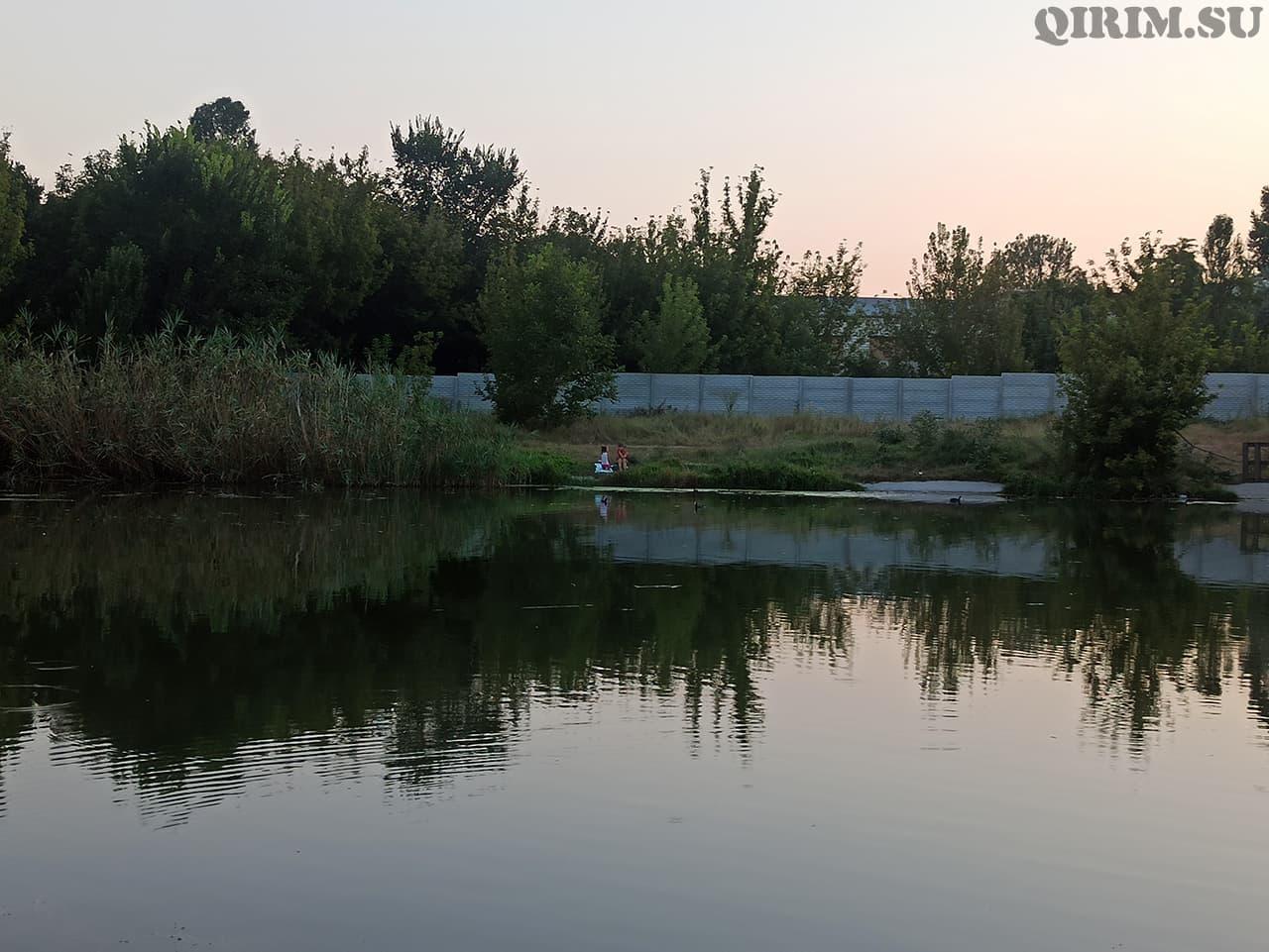 пикники на озере в районе радиорынка