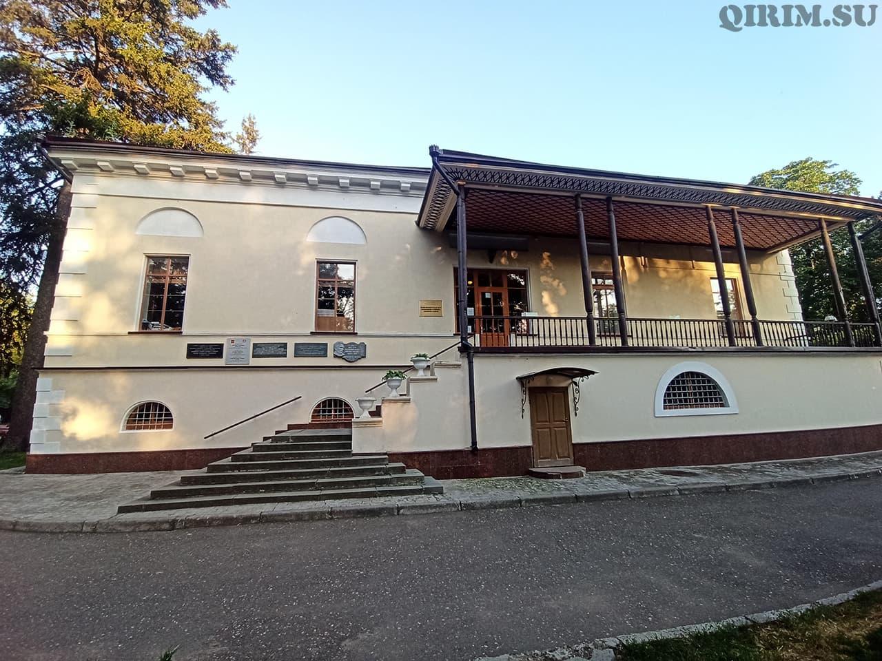 Загородный дом Воронцова в Ботаническом саду 3