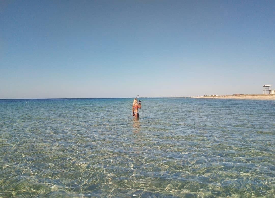 Заозерное мелкое море