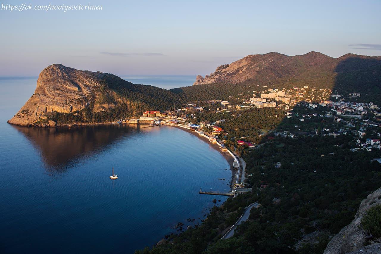 Новый свет Крым фото