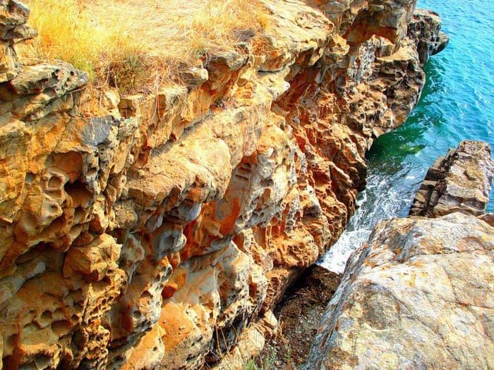 Сырные скалы фото
